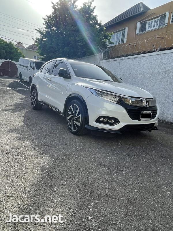 Honda Vezel 1,5L 2019-3