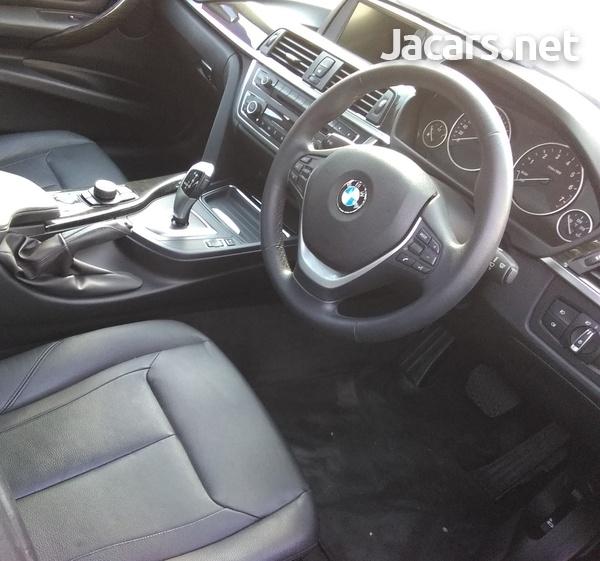 BMW 3-Series 1,6L 2014-5