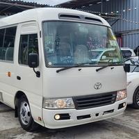 New 2011 Toyota Coaster Bus