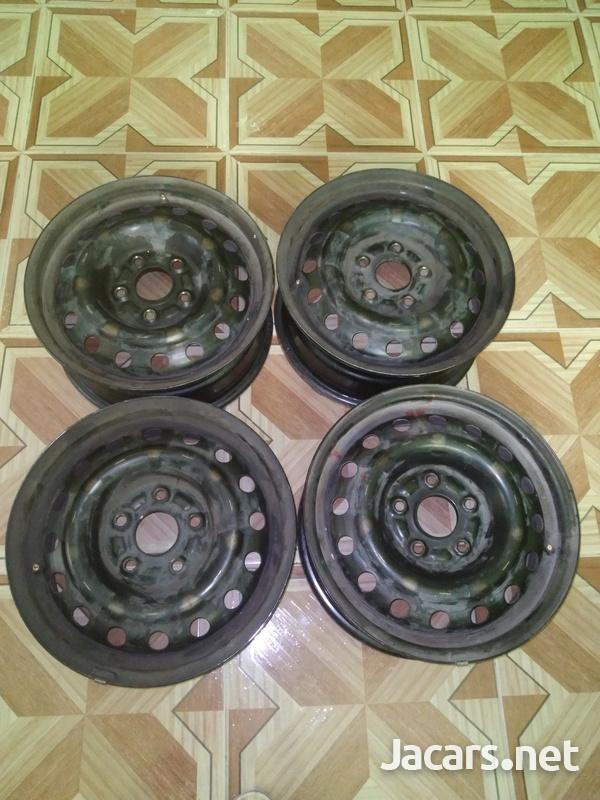 Honda factory rims-3