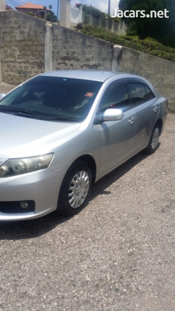 Toyota Allion 1,5L 2011-3