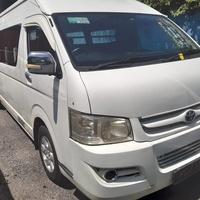 2014 Toyota Joylong Bus