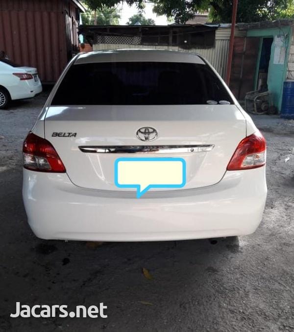 Toyota Belta 1,0L 2009-4