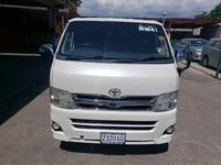 Toyota Hiace Bus 2,5L 2012