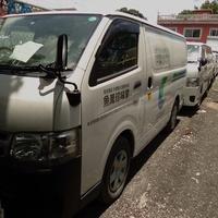 2011 Toyota Regiusace Bus