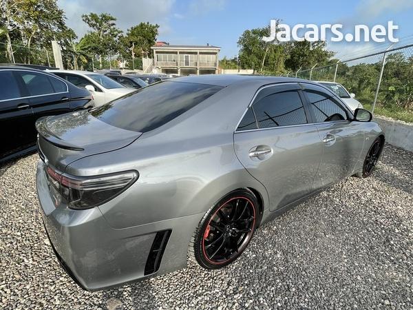 Toyota Mark X 3,5L 2013-4