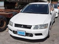 Mitsubishi Evolution 2,0L 2002