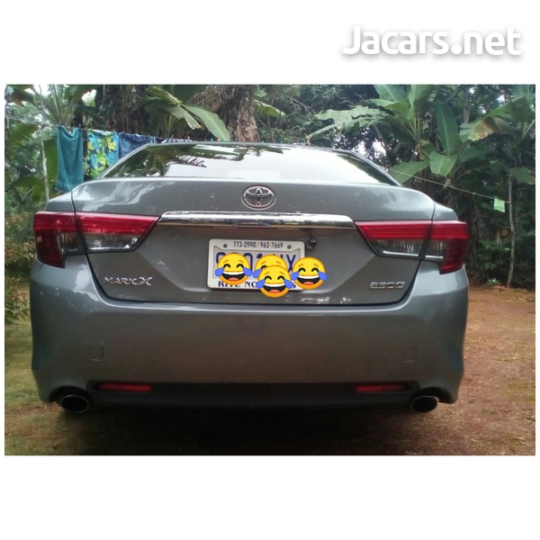 Toyota Mark X 7,5L 2013-4