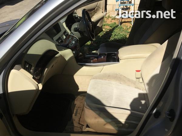 Nissan Fuga 1,4L 2012-6