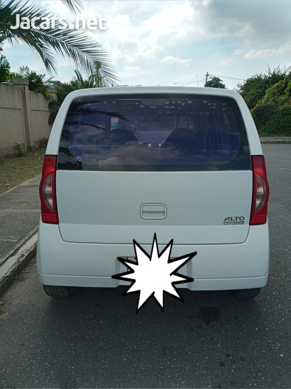 Suzuki Alto 0,6L 2007-7