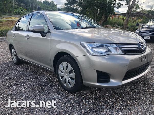 Toyota Axio 1,8L 2015-1