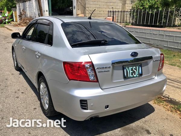 Subaru G4 1,5L 2012-3