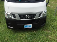 Nissan Caravan 2,5L 2014