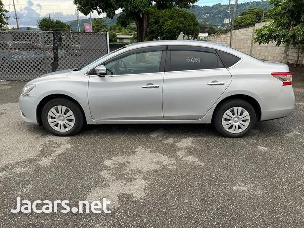 Nissan Sylphy 1,8L 2016-3