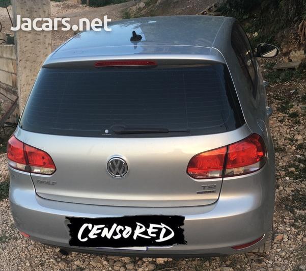 Volkswagen Golf 1,2L 2013-3