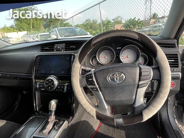 Toyota Mark X 3,5L 2013-11