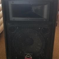 car power and speaker