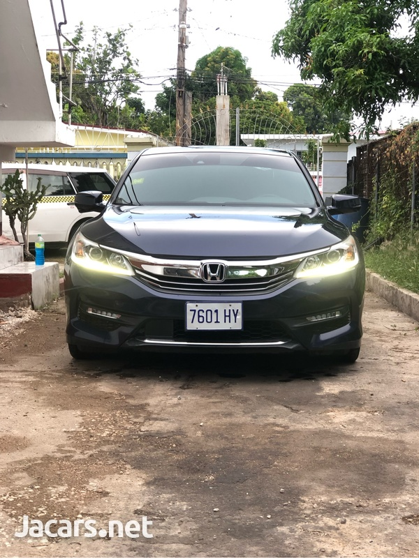 Honda Accord 2,4L 2017-13