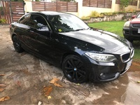BMW 2-Series 2,0L 2017