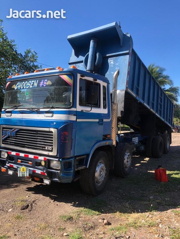 1998 Blue ERF Tipper Truck-3