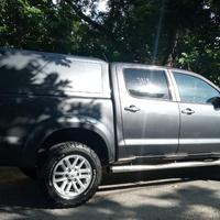 Toyota Hilux 2,0L 2016