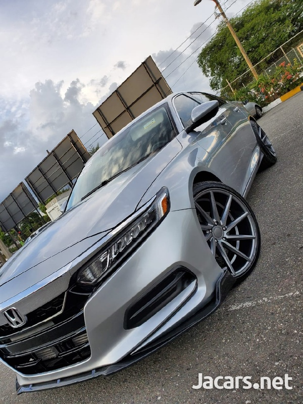 Honda Accord 1,5L 2018-1