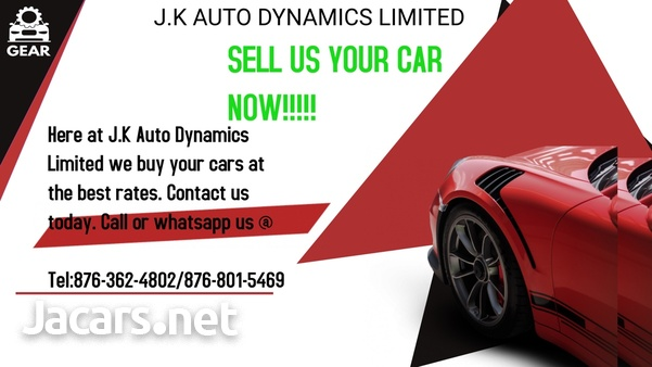 Sell Us Your Cars NOW