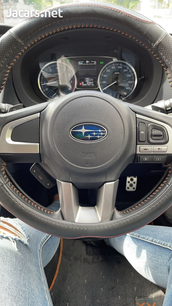 Subaru XV 2,0L 2015-10