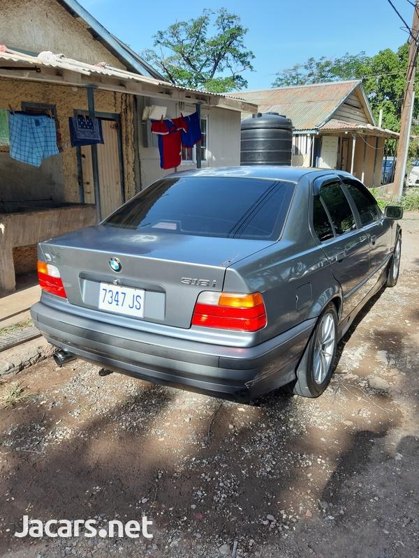 BMW 3-Series 1,8L 1995-2