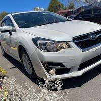 Subaru Impreza 1,6L 2016