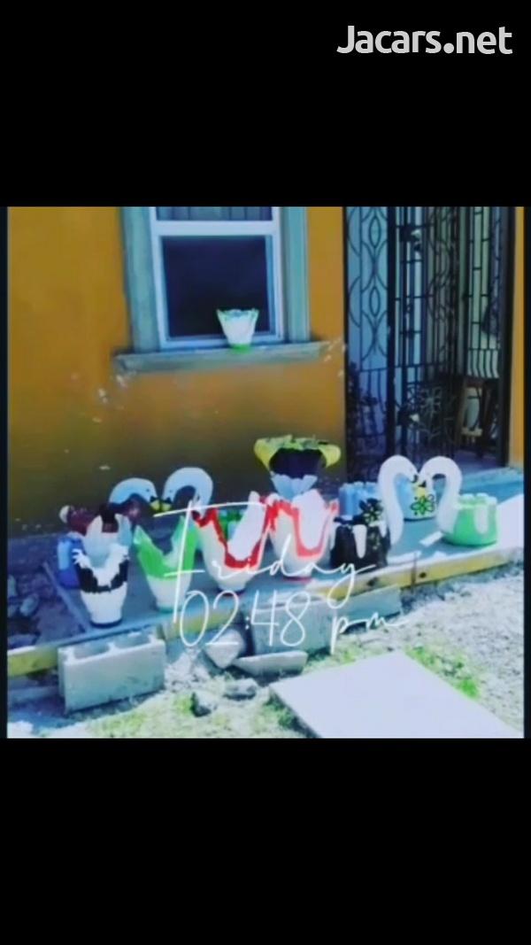 creative flowers pot-5