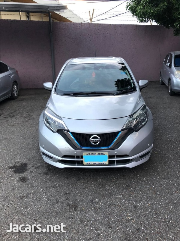 Nissan Note 1,2L 2017-1