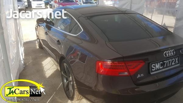 Audi A5 1,8L 2013-7
