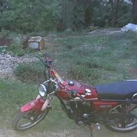 Zhumjiang 150cc Bike