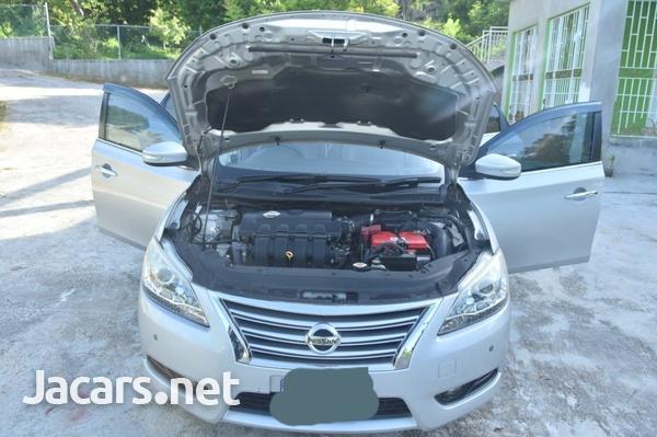 Nissan Sylphy 1,8L 2013-9