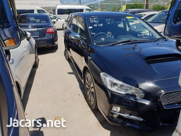 Subaru Levorg 1,6L 2015-1