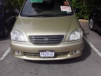 Toyota Nadia 0,5L 2002