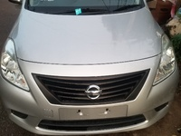 Nissan Latio 1,4L 2014