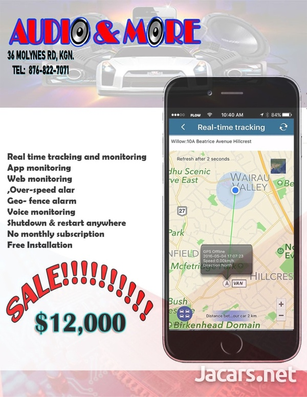 AUTO GSM GPS tracking and monitoring system Inclusive of installation-2