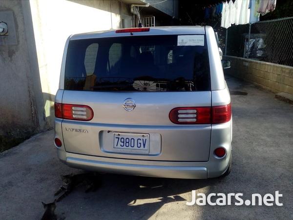 Nissan LaFesta 2,0L 2012-3