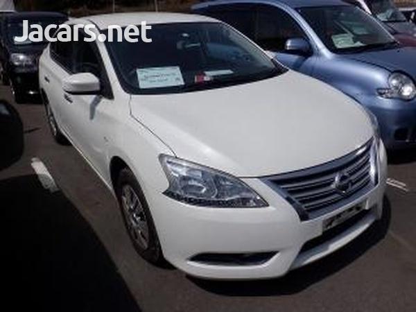 Nissan Sylphy 1,5L 2016-2