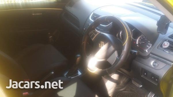 Suzuki Swift RS 1,6L 2013-4