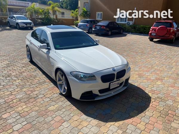 BMW 5-Series 4,4L 2013-2