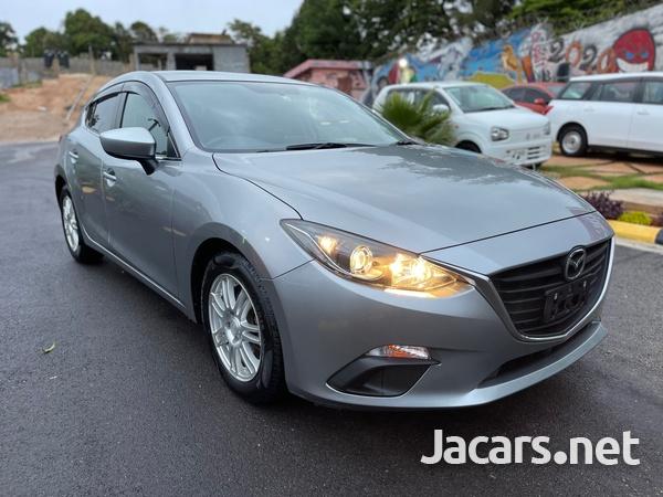 Mazda Axela 1,5L 2016-3