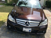 Mercedes-Benz C-Class 1,8L 2012