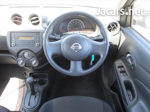 Nissan Latio 1,5L 2014-5