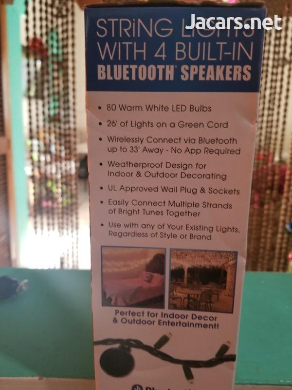 Bluetooth speaker with light-4
