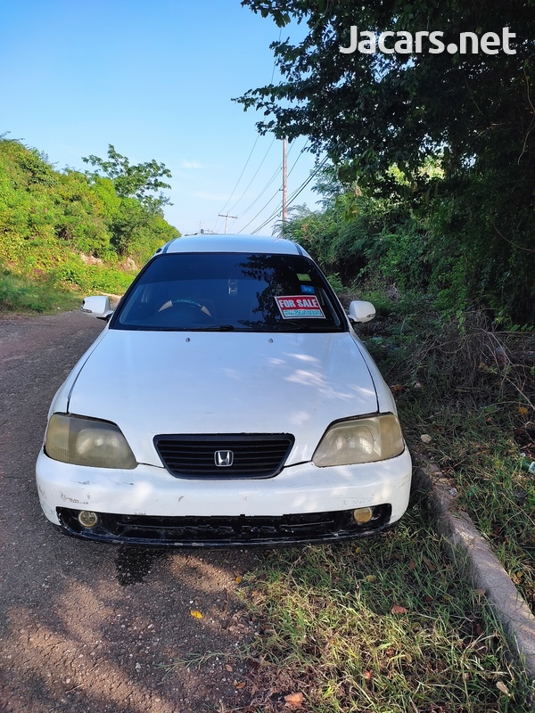 Honda Partner Wagon 1,5L 2003-1