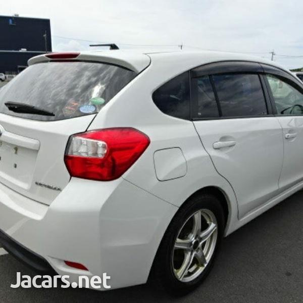 Subaru Impreza 2,0L 2015-8