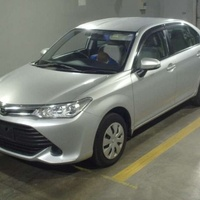 Toyota Axio 1,8L 2016